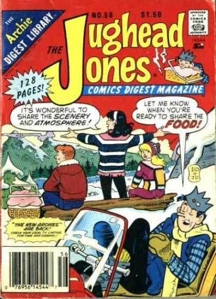 Jughead Jones Digest 56