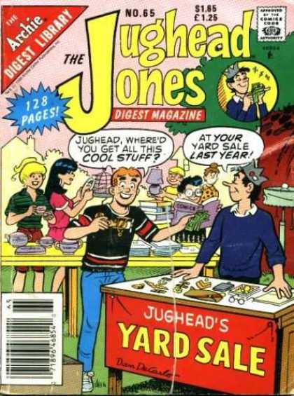 Jughead Jones Digest 65