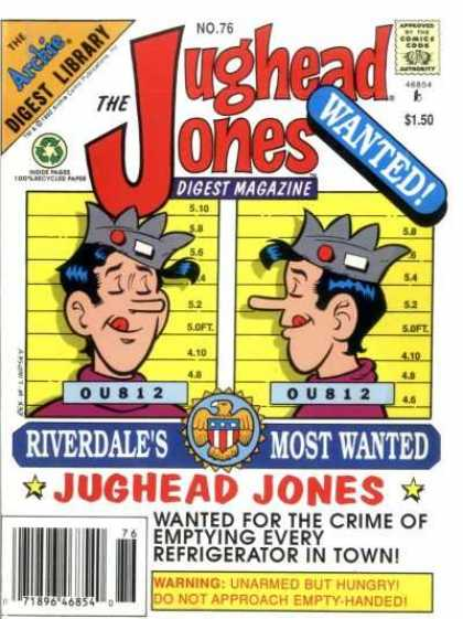 Jughead Jones Digest 76