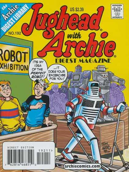 Jughead with Archie Digest 192