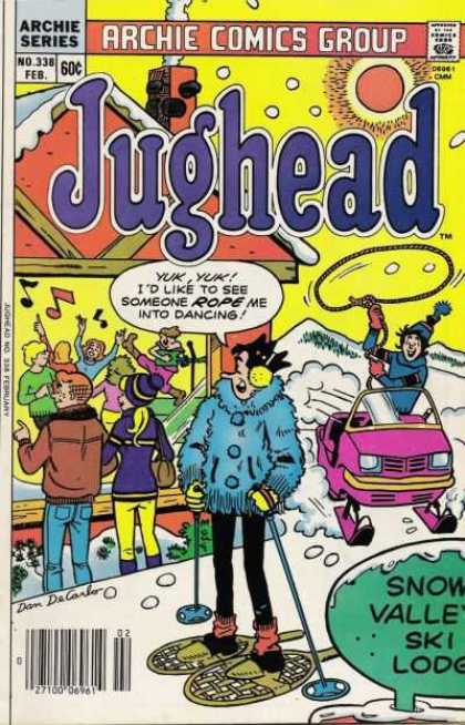 Jughead 338 - Snow - Snowmobile - Snowshoes - Chalet - Party