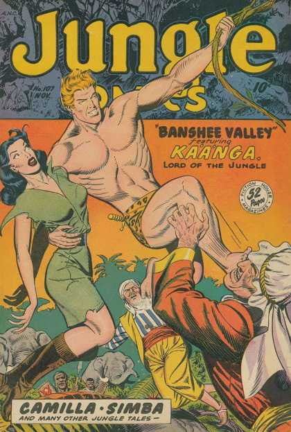 Jungle Comics 107