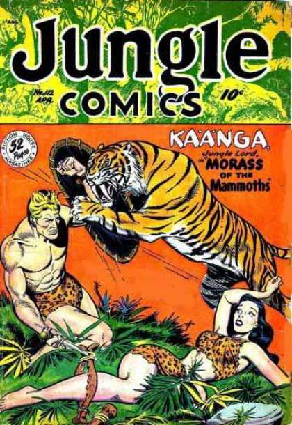 Jungle Comics 112