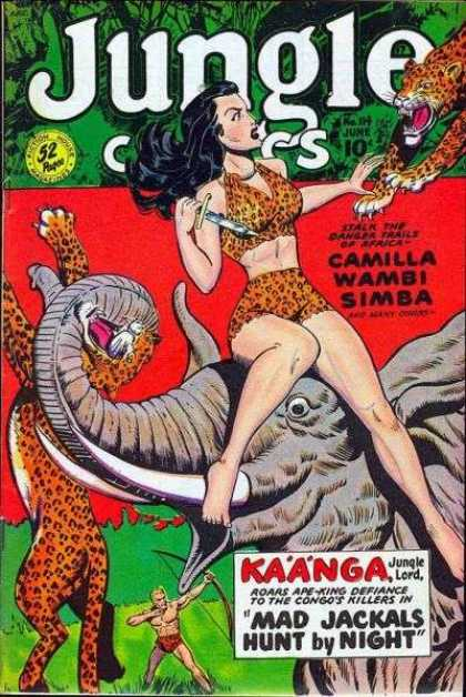 Jungle Comics 114