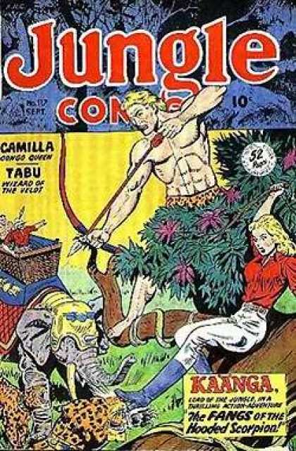 Jungle Comics 117
