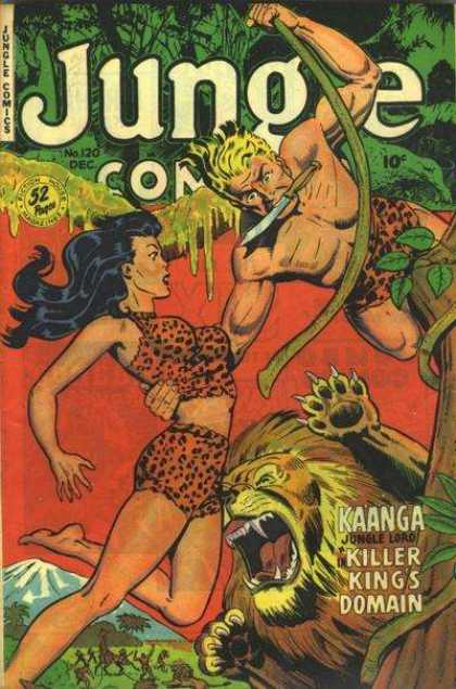 Jungle Comics 120