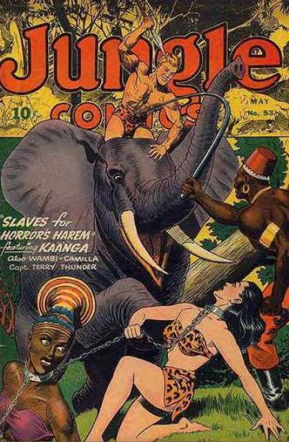 Jungle Comics 53
