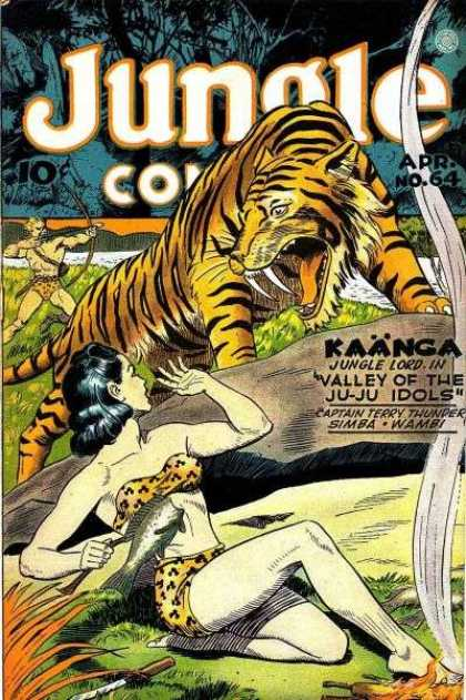 Jungle Comics 64