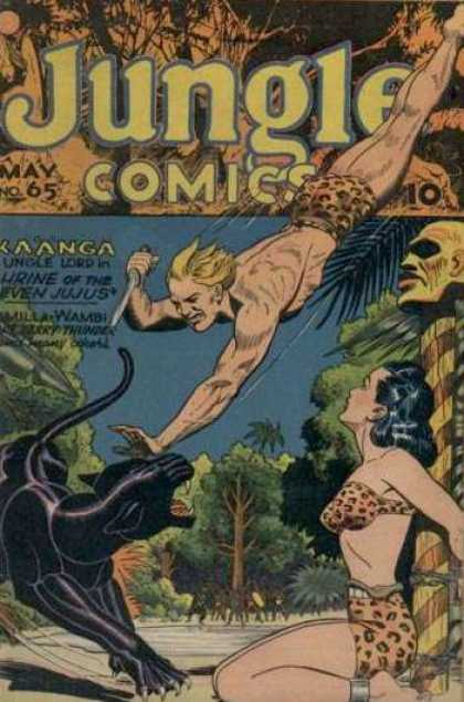 Jungle Comics 65