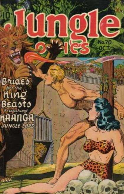 Jungle Comics 70