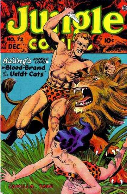 Jungle Comics 72