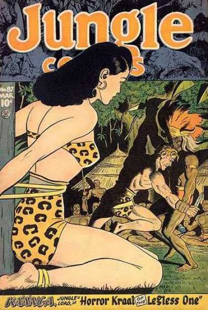 Jungle Comics 87