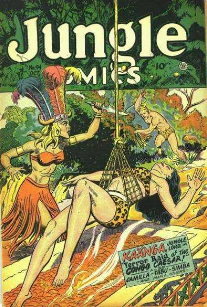 Jungle Comics 94
