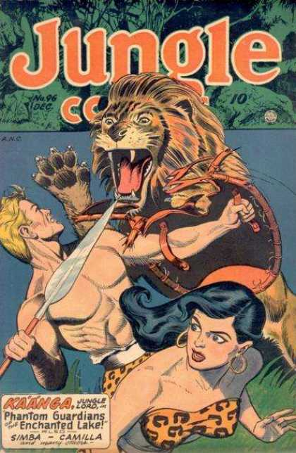 Jungle Comics 96