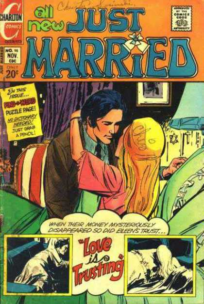 Just Married 98 - All New - Man - Woman - Love - Money