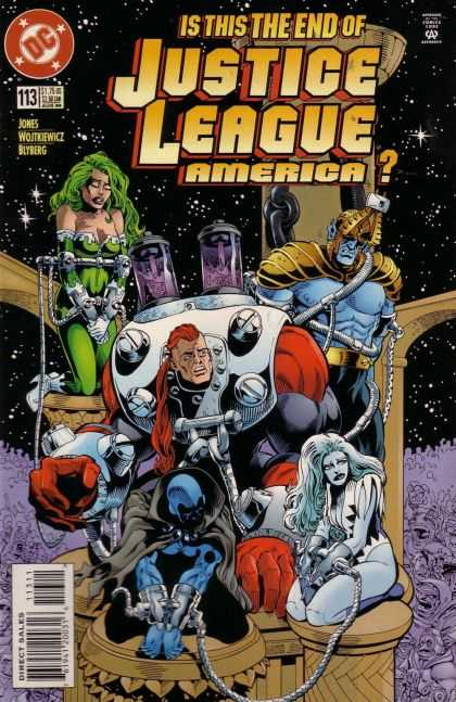 Justice League America 113 - 113 - Jones - Blyberg - Space - Chain
