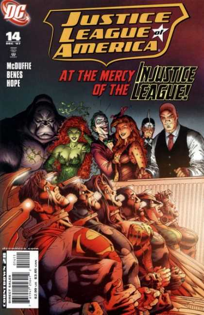 Justice League of America (2006) 14 - Alex Sinclair