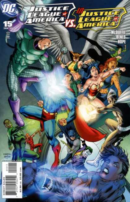 Justice League of America (2006) 15 - Alex Sinclair