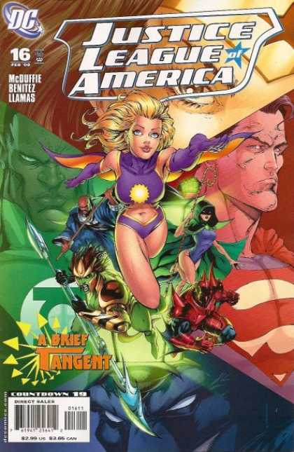 Justice League of America (2006) 16 - Alex Sinclair