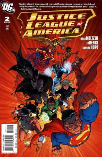 Justice League of America (2006) 2 - Michael Turner