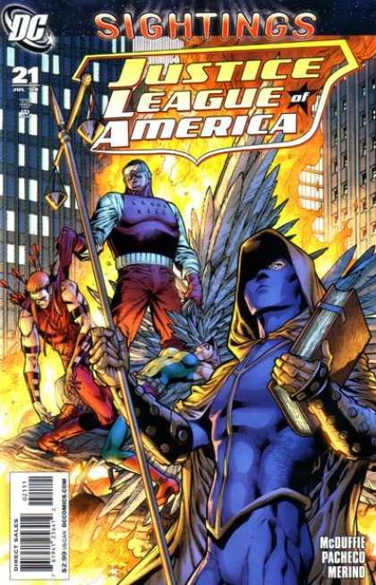 Justice League of America (2006) 21 - Carlos Pacheco