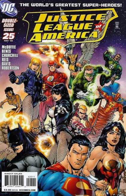Justice League of America (2006) 25 - Ed Benes