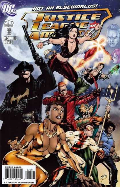 Justice League of America (2006) 26 - Ed Benes