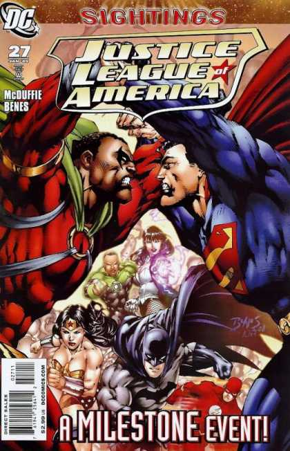 Justice League of America (2006) 27 - Ed Benes