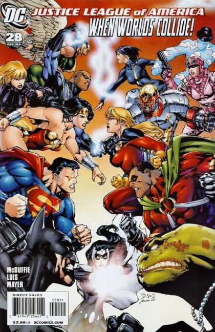Justice League of America (2006) 28 - Ed Benes