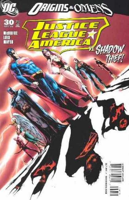 Justice League of America (2006) 30 - Shane Davis