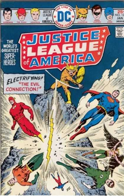 Justice League of America 126 - Ernie Chan