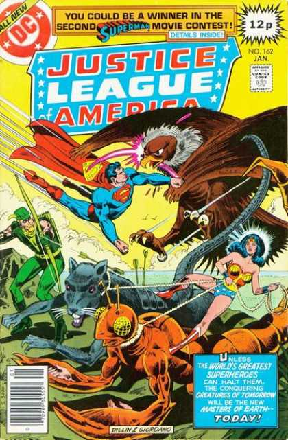Justice League of America 162 - Dick Giordano