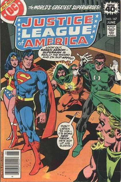 Justice League of America 167 - Dick Giordano