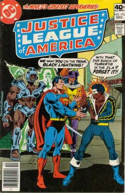 Justice League of America 173 - Dick Giordano