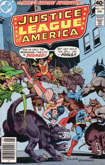 Justice League of America 174 - Dick Giordano