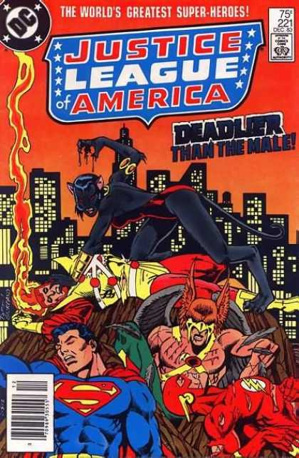 Justice League of America 221 - Dick Giordano