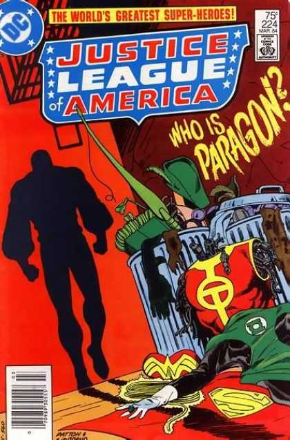 Justice League of America 224 - Dick Giordano