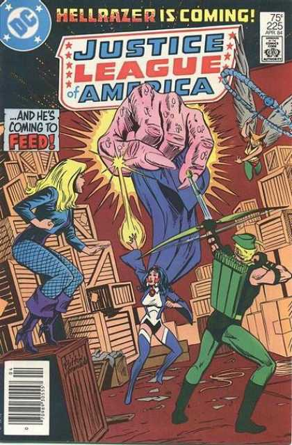 Justice League of America 225 - Dick Giordano
