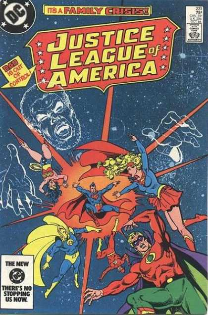 Justice League of America 231 - Dick Giordano