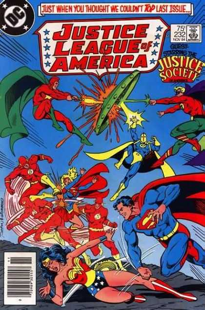 Justice League of America 232 - Dick Giordano