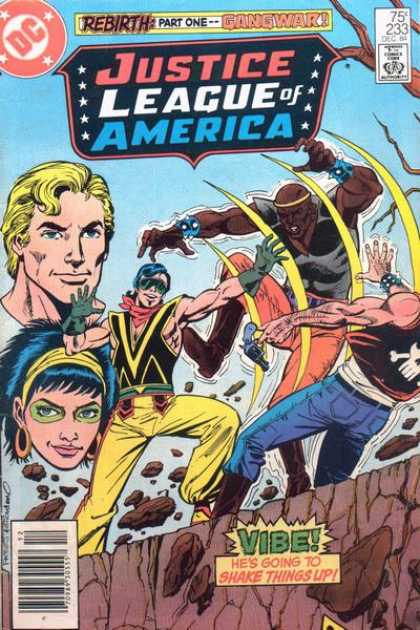 Justice League of America 233 - Dick Giordano