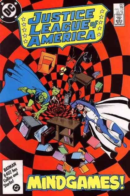 Justice League of America 257