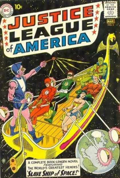 Justice League of America 3 - Murphy Anderson