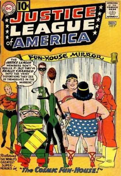 Justice League of America 7 - Murphy Anderson