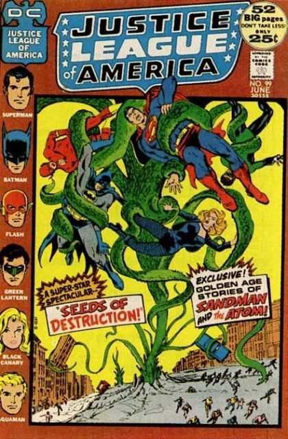 Justice League of America 99 - Nick Cardy