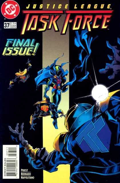 Justice League Taskforce 37 - Blue - Flying - Final - Sphere - Superhero