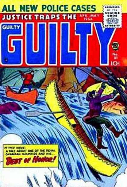 Justice Traps the Guilty 81 - All New Police Cases - Debt Of Honor - Canoe - Waterfall - Apr-may