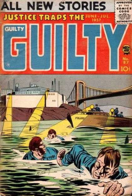 Justice Traps the Guilty 87