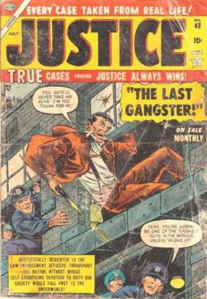 Justice 48 - Gangster - Guns - Shooting - Police - Real Life