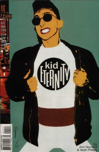 Kid Eternity 11